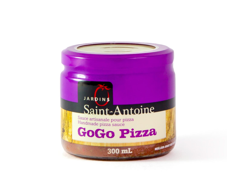 Jardins Saint-Antoine - Gogo Pizza