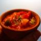Salsa à base de sauce aux légumes